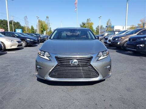 2017 Lexus ES 350 for sale at Lou Sobh Kia in Cumming GA
