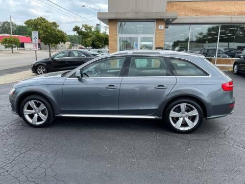 2014 Audi Allroad for sale at Auto Sport INC in Grand Rapids MI