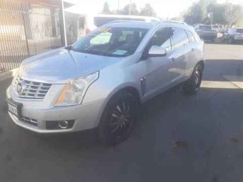 2014 Cadillac SRX for sale at Nor Cal Auto Center in Anderson CA