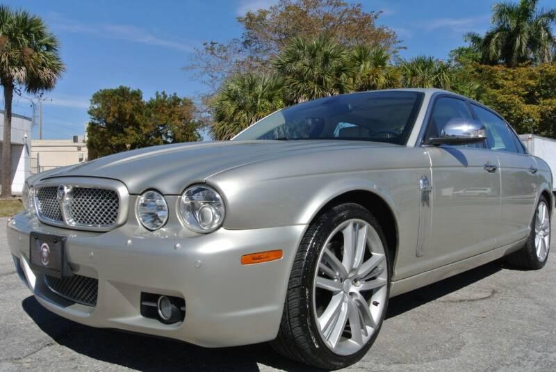 2009 Jaguar XJ for sale at Torro Auto Brokers in Miami FL