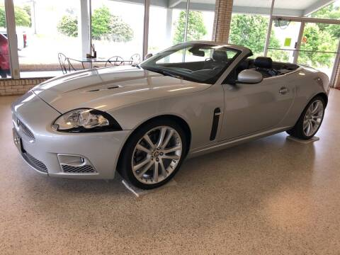 2007 Jaguar XK-Series for sale at Haynes Auto Sales Inc in Anderson SC