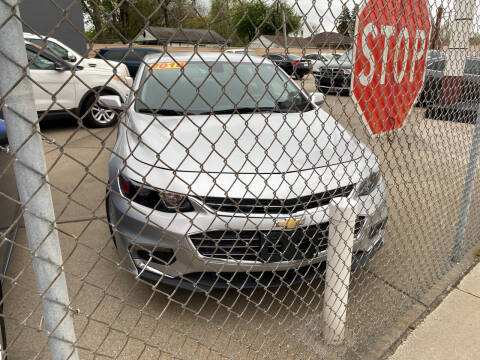 2018 Chevrolet Malibu for sale at Matthew's Stop & Look Auto Sales in Detroit MI
