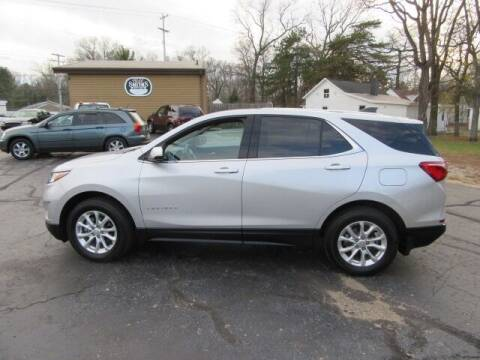 2018 Chevrolet Equinox for sale at Bill Smith Used Cars in Muskegon MI