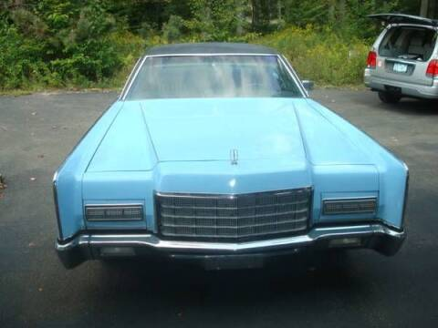 1972 Lincoln Continental for sale at Haggle Me Classics in Hobart IN