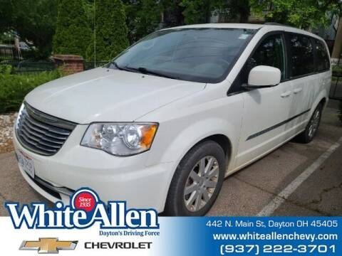 2013 Chrysler Town and Country for sale at WHITE-ALLEN CHEVROLET in Dayton OH