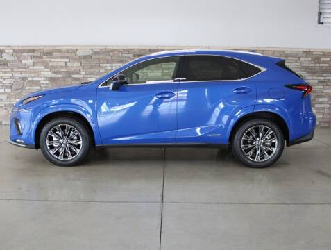 2021 Lexus NX 300h for sale at Bud & Doug Walters Auto Sales in Kalamazoo MI