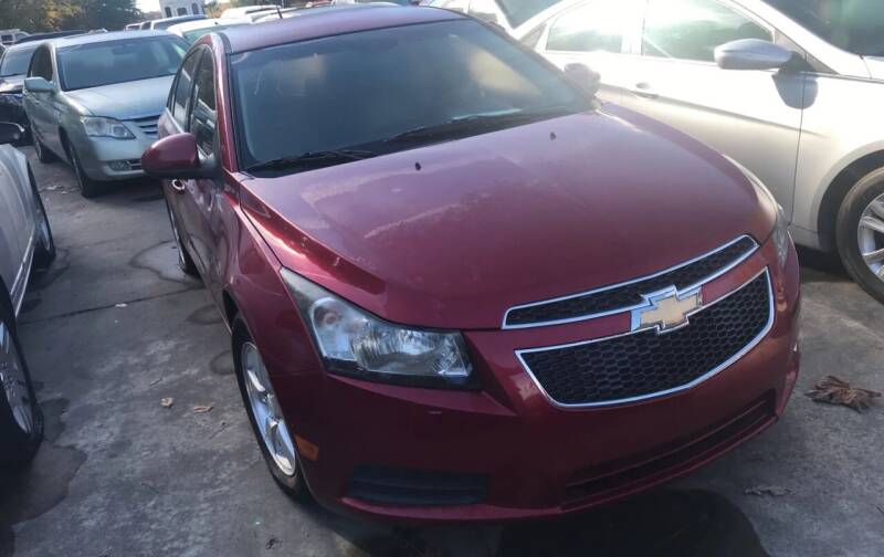 2011 Chevrolet Cruze for sale at EADS AUTO SALES in Arlington TN