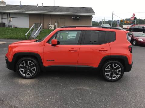 2017 Jeep Renegade for sale at Singer Auto Sales in Caldwell OH
