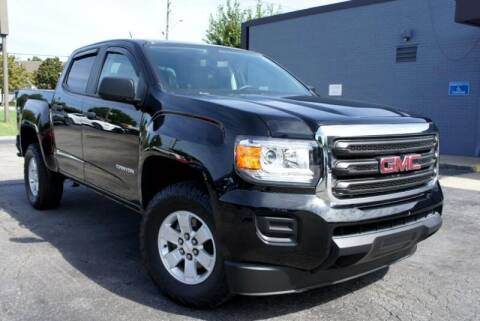 2017 GMC Canyon for sale at CU Carfinders in Norcross GA