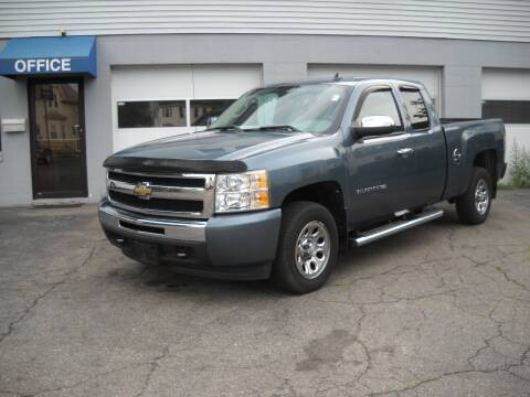 2010 Chevrolet Silverado 1500 for sale at Best Wheels Imports in Johnston RI