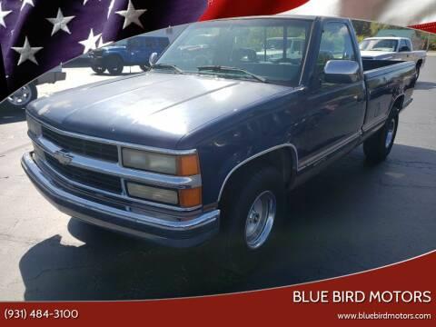 1994 Chevrolet C/K 1500 Series for sale at Blue Bird Motors in Crossville TN