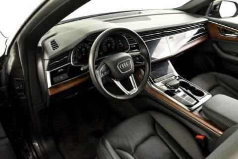 2019 Audi Q8 for sale at CU Carfinders in Norcross GA