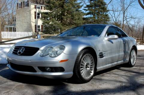 2005 Mercedes-Benz SL-Class for sale at New Hope Auto Sales in New Hope PA