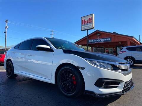 2016 Honda Civic for sale at HUFF AUTO GROUP in Jackson MI