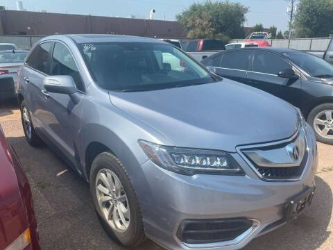 2016 Acura RDX for sale at Street Smart Auto Brokers in Colorado Springs CO