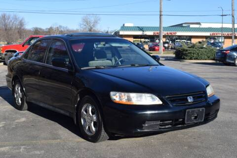 2002 Honda Accord for sale at NEW 2 YOU AUTO SALES LLC in Waukesha WI