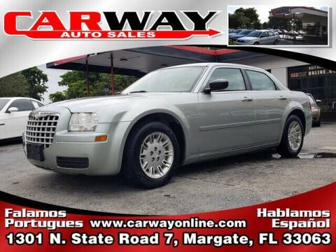 2005 Chrysler 300 for sale at CARWAY Auto Sales in Margate FL