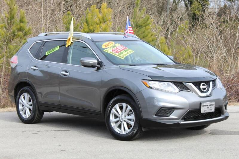 2015 Nissan Rogue for sale at McMinn Motors Inc in Athens TN
