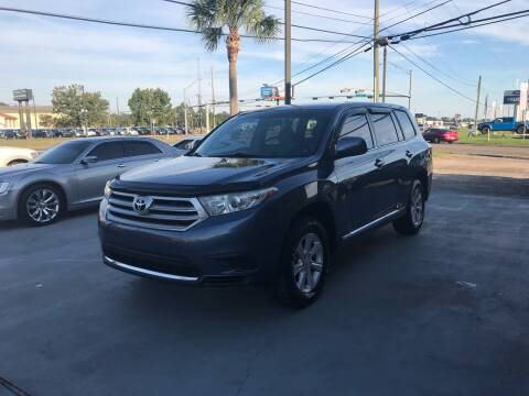 2013 Toyota Highlander for sale at Advance Auto Wholesale in Pensacola FL
