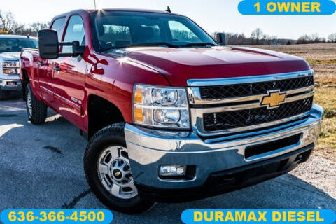 2013 Chevrolet Silverado 2500HD for sale at Fruendly Auto Source in Moscow Mills MO