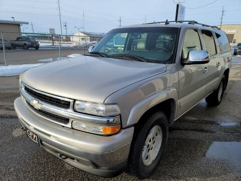 2006 Chevrolet Suburban for sale at CFN Auto Sales in West Fargo ND