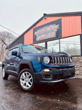 2016 Jeep Renegade for sale at Harborcreek Auto Gallery in Harborcreek PA
