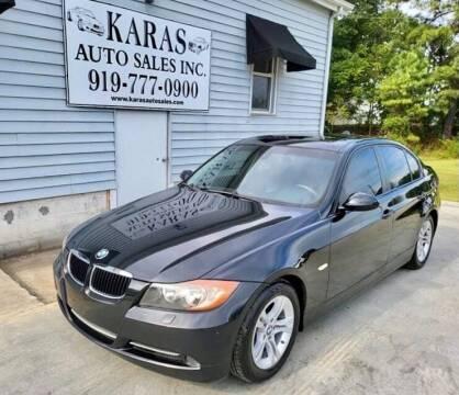 2008 BMW 3 Series for sale at Karas Auto Sales Inc. in Sanford NC
