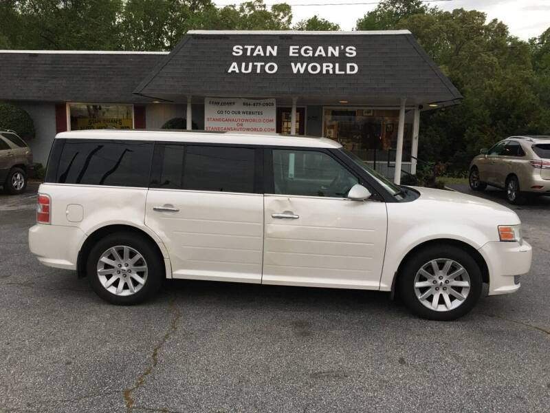 2009 Ford Flex for sale at STAN EGAN'S AUTO WORLD, INC. in Greer SC
