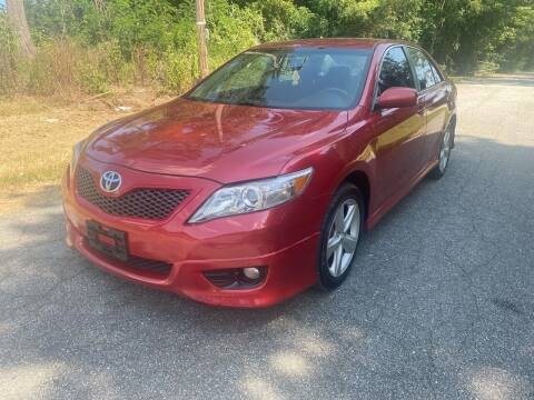 2011 Toyota Camry for sale at Speed Auto Mall in Greensboro NC