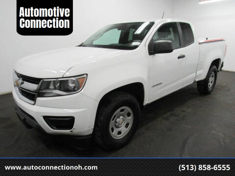 2016 Chevrolet Colorado for sale at Automotive Connection in Fairfield OH