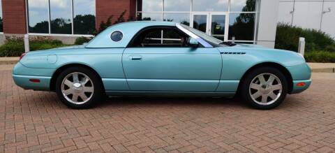 2002 Ford Thunderbird for sale at Auto Wholesalers in Saint Louis MO