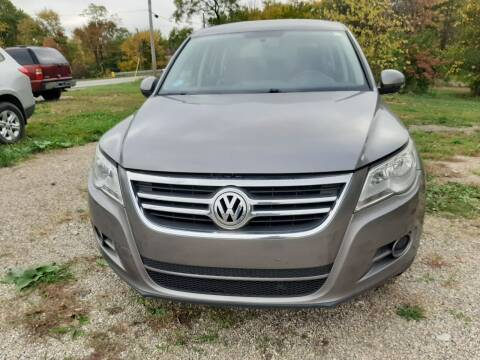 2011 Volkswagen Tiguan for sale at John - Glenn Auto Sales INC in Plain City OH