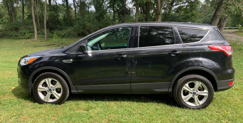 2015 Ford Escape for sale at ROBERT MOTORCARS in Woodbury CT