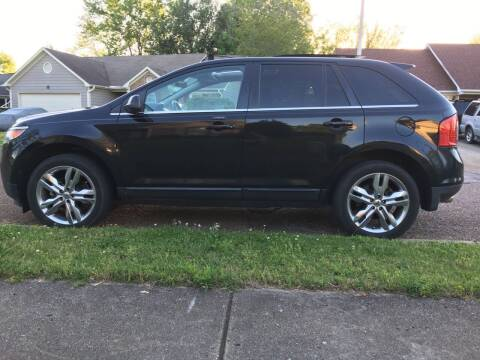2011 Ford Edge for sale at Tennessee Valley Wholesale Autos LLC in Huntsville AL