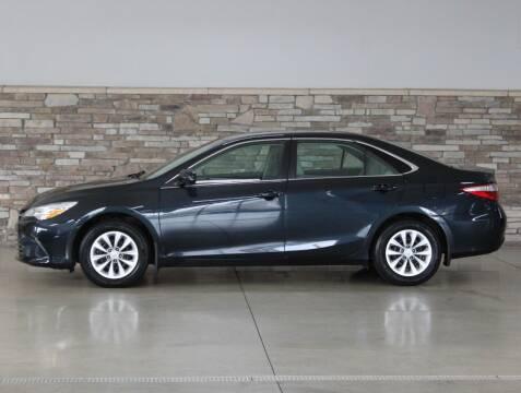 2015 Toyota Camry for sale at Bud & Doug Walters Auto Sales in Kalamazoo MI