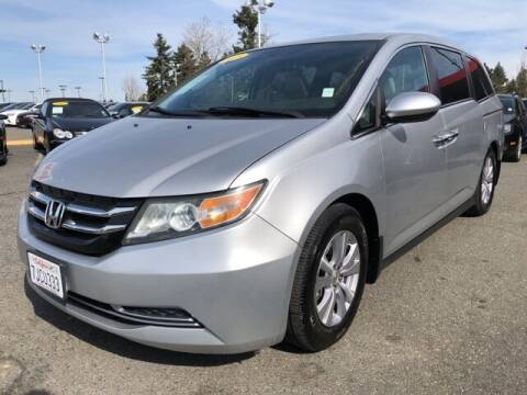 2015 Honda Odyssey for sale at Autos Only Burien in Burien WA