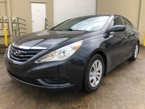 2012 Hyundai Sonata for sale at The Auto & Marine Gallery of Houston in Houston TX
