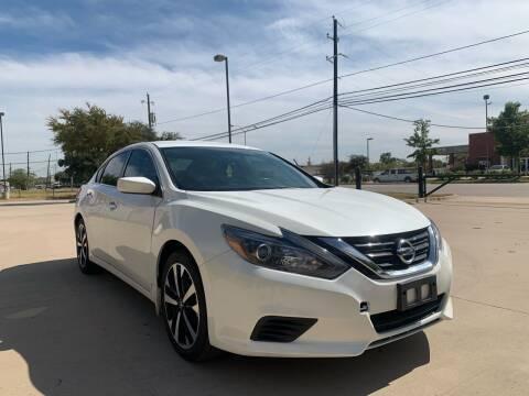 2018 Nissan Altima for sale at Makka Auto Sales in Dallas TX