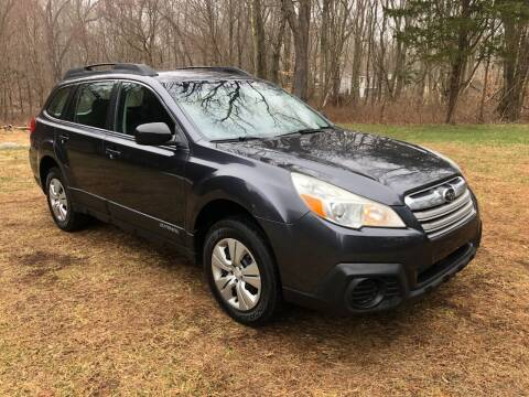 2013 Subaru Outback for sale at Euro Motors of Stratford in Stratford CT