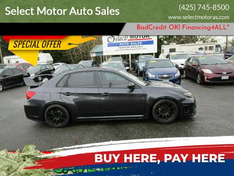 2011 Subaru Impreza for sale at Select Motor Auto Sales in Lynnwood WA