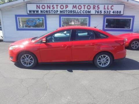 2015 Ford Focus for sale at Nonstop Motors in Indianapolis IN