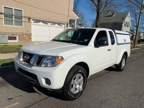 2013 Nissan Frontier for sale at Jordan Auto Group in Paterson NJ