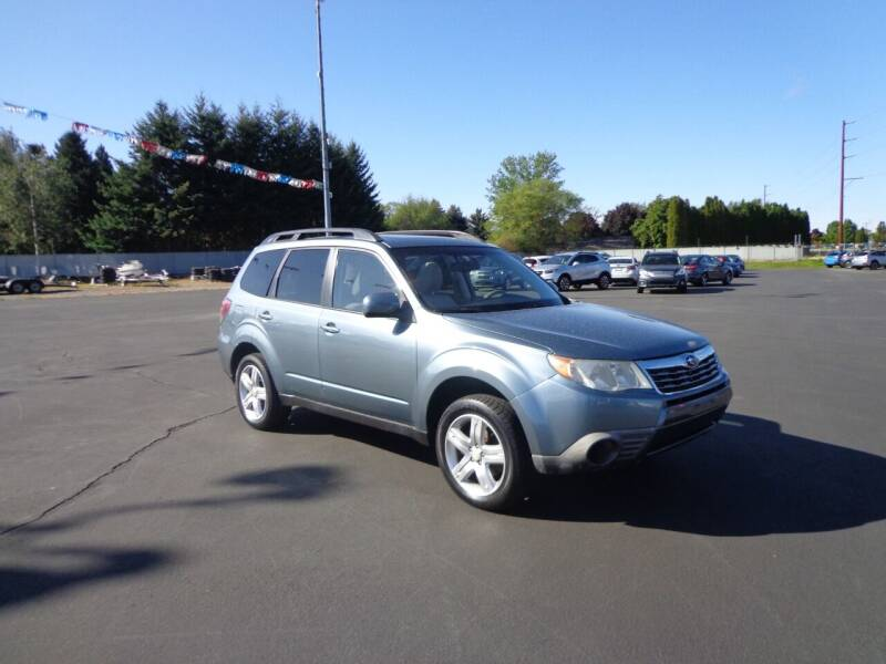 2009 Subaru Forester for sale at New Deal Used Cars in Spokane Valley WA