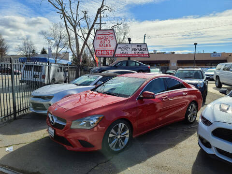 2014 Mercedes-Benz CLA for sale at Imports Auto Sales & Service in San Leandro CA