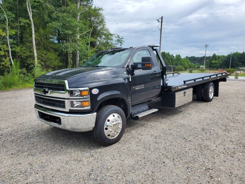 2020 Chevrolet C5500 for sale at Deep South Wrecker Sales in Fayetteville GA