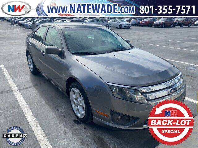 2010 Ford Fusion for sale at NATE WADE SUBARU in Salt Lake City UT
