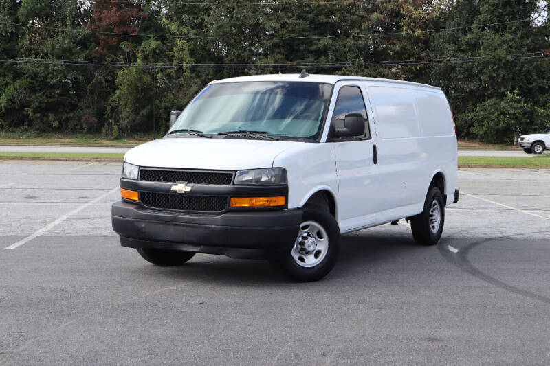 2018 Chevrolet Express Cargo for sale at Auto Guia in Chamblee GA