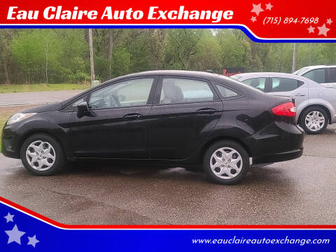 2013 Ford Fiesta for sale at Eau Claire Auto Exchange in Elk Mound WI