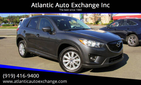 2015 Mazda CX-5 for sale at Atlantic Auto Exchange Inc in Durham NC