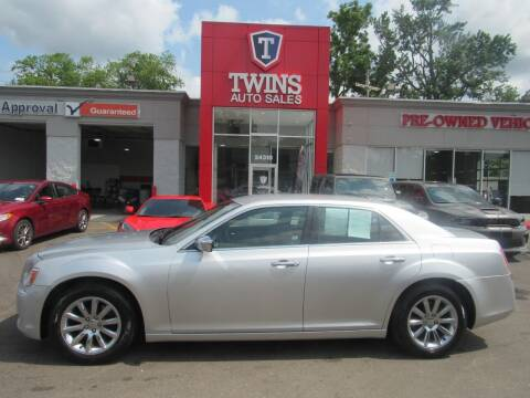 2011 Chrysler 300 for sale at Twins Auto Sales Inc in Detroit MI